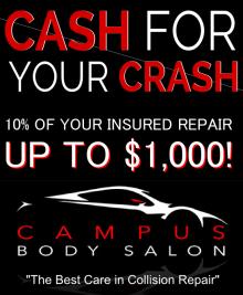 Campus Body Salon Tempe AZ