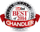 Desert Car Care Receives 2014 Best of Chandler Auto Repair Shop Award