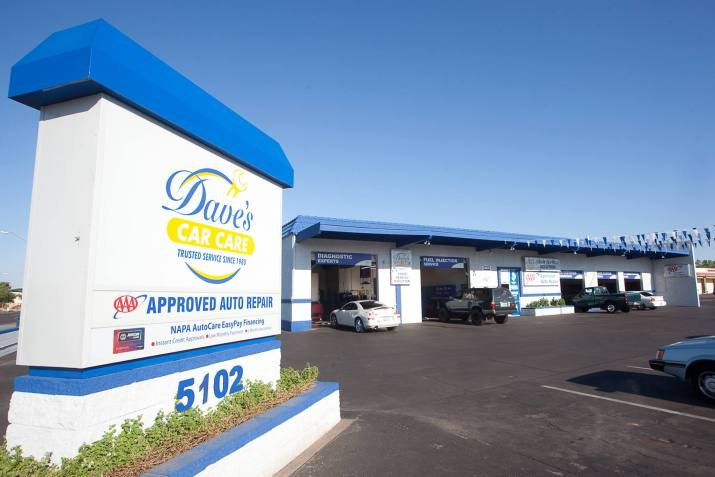 Dave's Car Care Auto Repair | Glendale AZ Car Repair Shop | Dave's Car Care