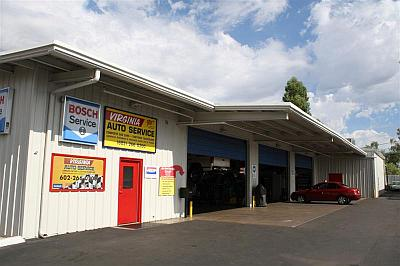 Virginia Auto Service Car Repair Shop Phoenix AZ
