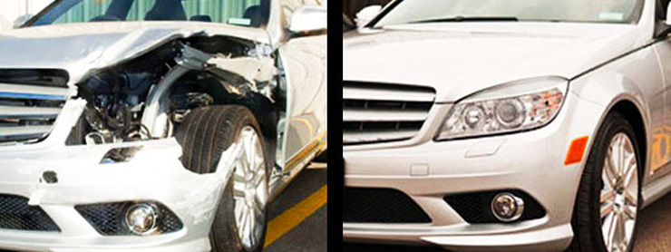 I-17 Collision Auto Body Car Collision Repair Paint Phoenix, AZ