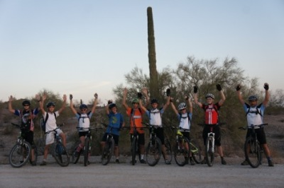 Estrella Wolves Bike Team