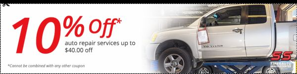 S and S Tire Goodyear AZ Specials | Goodyear Arizona Auto Service Center Coupons