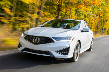 Gateway to the Brand - 2020 Acura ILX Arrives in Dealerships