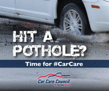 The Pitfalls of Potholes: Look for the Warning Signs of Vehicle Damage