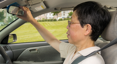 Addressing Changes in Driving Comfort Early Can Keep Older Adults Driving Safer, Longer