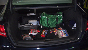 Recommended Safety Items You Should Always Have in Your Car's Trunk