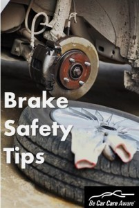 Put a Stop to Brake Trouble During August Brake Safety Month