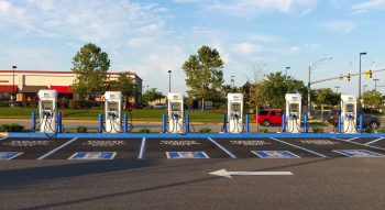 Nissan and EVgo open 'I-95 Fast Charging ARC' connecting EV Drivers between Boston and Washington D.C.