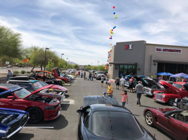 H&I Automotive Cars 2 Show We Care Car Show November 14th, 2020, in Gilbert
