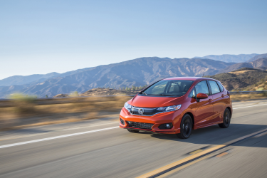 Fun and Affordable 2020 Honda Fit Arrives in Showrooms