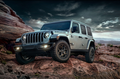 Jeep® Introduces New 2018 Wrangler Moab Edition