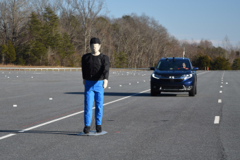 Honda CR-V Earns Top Pedestrian Detection and Crash Prevention Ratings from the Insurance Institute for Highway Safety