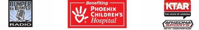 3rd Annual Bumper to Bumper Radio Rally for Phoenix Children's Hospital