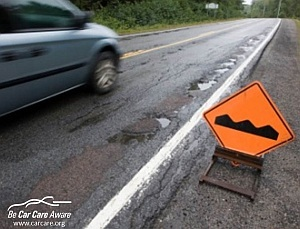 What Kind of Damage Does a Pothole Cause to Your Car?